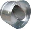 Обратный клапан пружинного типа