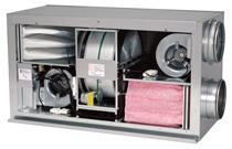Приточно-вытяжная установка Systemair VR-400E с роторным рекуператором
