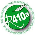 Озонобезопасный фреон R410A