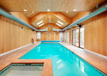 Вентиляции помещения бассейна