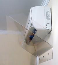 Экран для внутреннего блока сплит-системы
