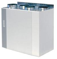 Бытовая вентиляционная установка с рекуператором